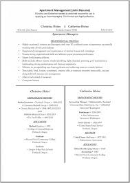 resume templates   apartment maintenance technician resume    apartment maintenance technician resume templates sample