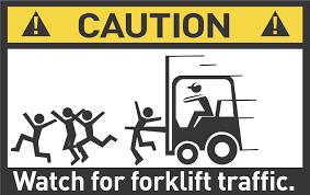 Image result for riding a forklift