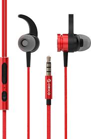 <b>Наушники Orico Soundplus</b> RS1, красный в каталоге интернет ...