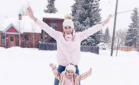 Winter Knit Beanie Hats for Women FURTALK Warm Fur Bobble ...