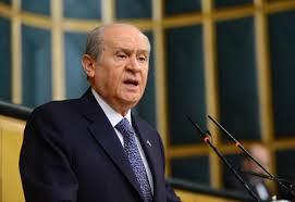 اعلام حمایت دولت باغچه لی رهبرحزب حرکت ملی ترکیه از تورکهای آذربایجان جنوبی
