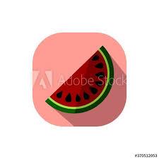 <b>Flat</b> design half of <b>watermelon</b> #AD , #<b>Flat</b>, #design, #<b>watermelon</b> in ...