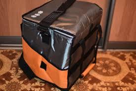 Обзор от покупателя на <b>Термосумка</b> Ezetil KC Extreme 28 orange ...
