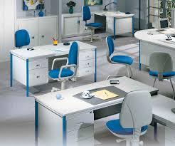 modern blue desk attractive office desk metal