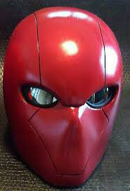 Jason Todd/Red <b>Hood</b> - Helmet