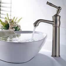 <b>Flg</b> Nickle Brushed Single Lever Cold&Hot <b>Basin Faucet Bathroom</b> ...