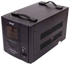 <b>Стабилизатор</b> напряжения однофазный <b>Uniel RS</b>-<b>1/5000</b> ...