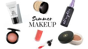Kaelin's <b>Top</b> 8 Makeup <b>Products</b> For <b>Summer</b> |