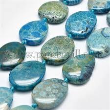 Wholesale <b>Natural Chrysanthemum Stone Beads</b> Strands, Drop ...