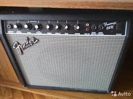 <b>Fender frontman</b> 25r - Хобби и отдых, Музыкальные инструменты ...