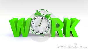 Image result for time to work
