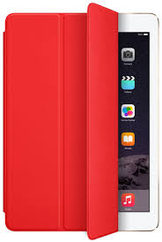 <b>Apple Smart Cover чехол</b> для iPad Air, Red — купить в интернет ...
