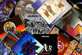 <b>Thin Lizzy</b> Albums, Ranked Worst to Best