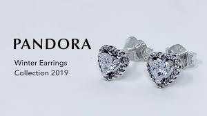 <b>NEW</b> Pandora <b>Earrings</b> from Winter Collection <b>2019</b>! *SNEAK PEAK ...