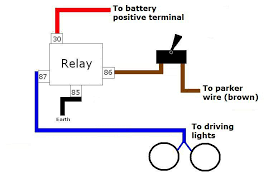 5 pin relay wiring diagram driving lights 5 image relay wiring diagram for driving lights jodebal com on 5 pin relay wiring diagram driving lights