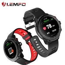 LEMFO <b>L5 smart watch</b> IP68 waterproof 100 days multiple sports ...