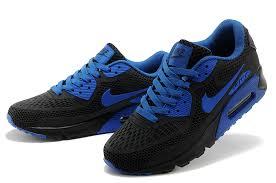 nike air blue and black buy black black nike air