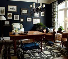 office interiors darcie adler blue office decor