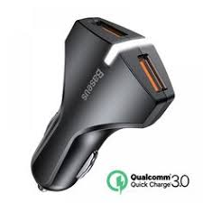 <b>Proelio</b> 2 USB Output Car Charger 2.1A max(Real) <b>Fast Charge</b> For ...