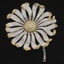 Buccellati Diamond <b>Brooch</b> | GLAMOROUS JEWELRY ...