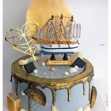 MSIA - CAKE TOPPER <b>birthday cake decoration ornaments</b> sailing ...