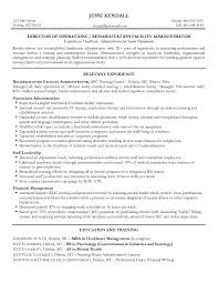 resume in healthcare healthcare resume tips monster revenue cycle    resume template examples of objectives for directior of operations   relevant experience examples of