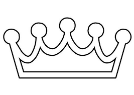 Small Picture Hand Made Princess Crown Coloring Page NetArt
