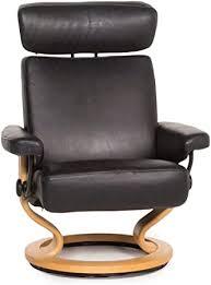 Stressless Orion leather <b>armchair black</b> function <b>relax armchair</b> ...