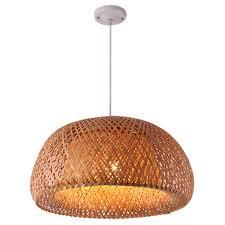 <b>Modern Bamboo Work Hand</b> Knitted <b>Bamboo</b> Weaving Chandelier ...