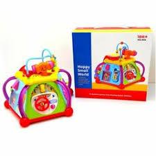 «<b>Развивающая игрушка Veld CO</b> Игровой центр со световыми и ...