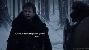 Joey Blogs: Game of Thrones Quotes Season 1