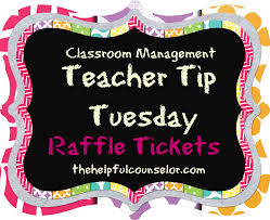 classroom management teaching tip raffle jar the helpful classroom management raffle tickets teacher tip