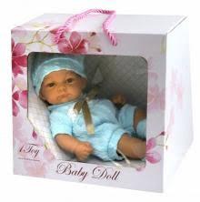 """""""<b>Baby Doll</b>. <b>Пупс</b> в голубом комбинезоне, 25 см (Т15468)"""" купить ..."""
