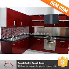 gloss kitchen res high gloss red kitchen cabinet high gloss red kitchen cabinet supplier