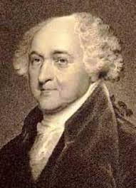 John Adams married the daughter of a Presbyterian clergyman. Her father objected on account ... - john_adams1