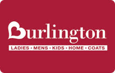Buy Burlington Coat Factory Gift Cards   GiftCardGranny