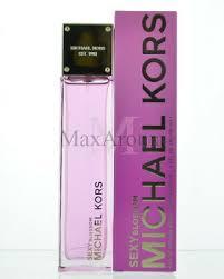 <b>Michael Kors Sexy Blossom</b> Eau De Parfum 3.4 Oz 100 Ml Spray ...