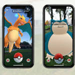 Pokémon GO Gets Better AR Features, but Only on iOS