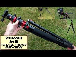 <b>Zomei</b> M8 Travel Tripod: Review & Test - YouTube