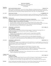 mba candidate resume template resume template college application mba admission resume