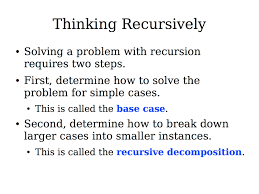 kurry tran s blog recursive interview questions tutorial wip these are the slides that i found on the stanford engineering everywhere site that i found useful to learn more about recursion