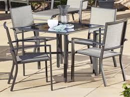 cosco outdoor 5 piece serene ridge aluminum patio dining set dark brown image brown set patio source outdoor