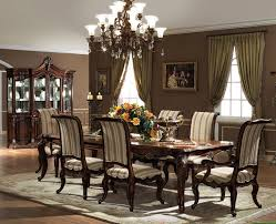 Formal Dining Rooms Elegant Decorating The Sovereign Rectangular Formal Dining Table By Aico Furniture On