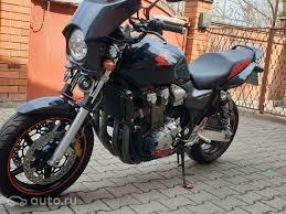Отзыв владельца мотоцикла Honda CB 1300 2004 года | Авто.ру