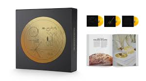 Voyager Golden Record: 40th Anniversary Edition: only available ...