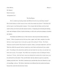 Personal Narrative Essay Examples Socialscico Essay Img        Are Narrative