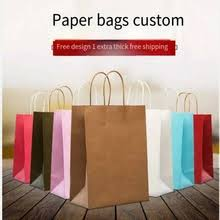 paper <b>shopping bag</b> with hearts — купите paper <b>shopping bag</b> with ...