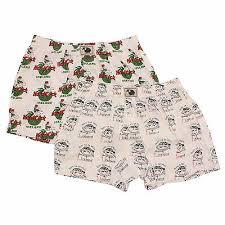 12 x <b>Mens 100</b>% <b>Cotton Knitted</b> Jersey Fabric Boxer Shorts ...