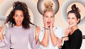 <b>Резинка браслет для волос</b> Invisibobble купить в Москве