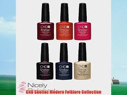 <b>CND Shellac Modern Folklore</b> Collection - video dailymotion